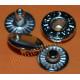 Кнопки курточные Альфа 15мм